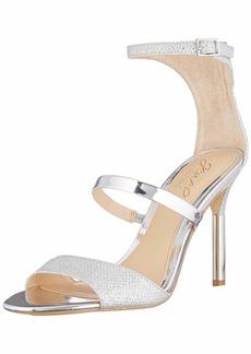 Jewel Badgley Mischka Women's RIHANNA Sandal   M US