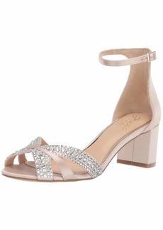 Jewel Badgley Mischka Women's SEQUOIA Sandal   M US
