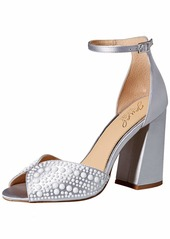 Jewel Badgley Mischka Women's SERENITY Sandal   M US