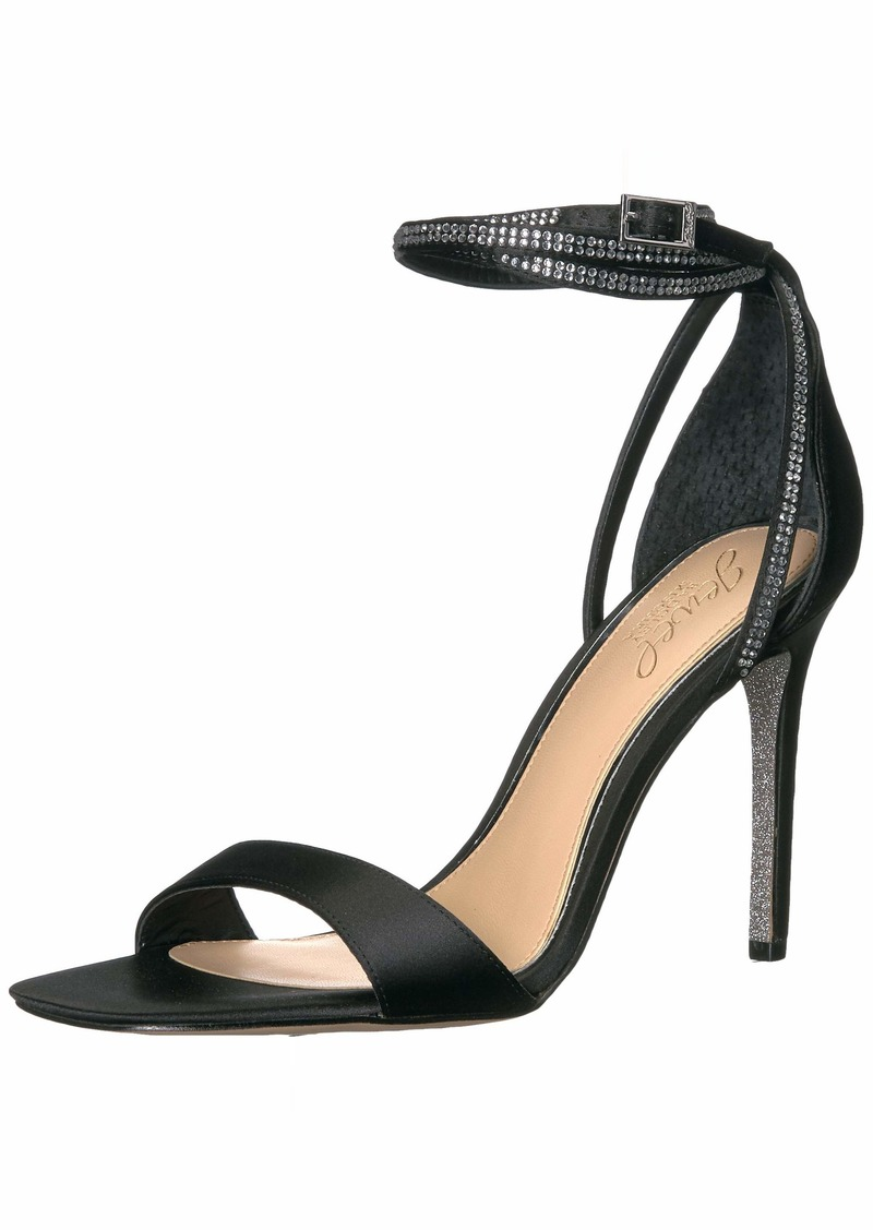 Jewel Badgley Mischka Women's SHAYLEE Sandal   M US