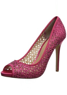 Jewel Badgley Mischka Women's Tammi Shoe pink  Medium US