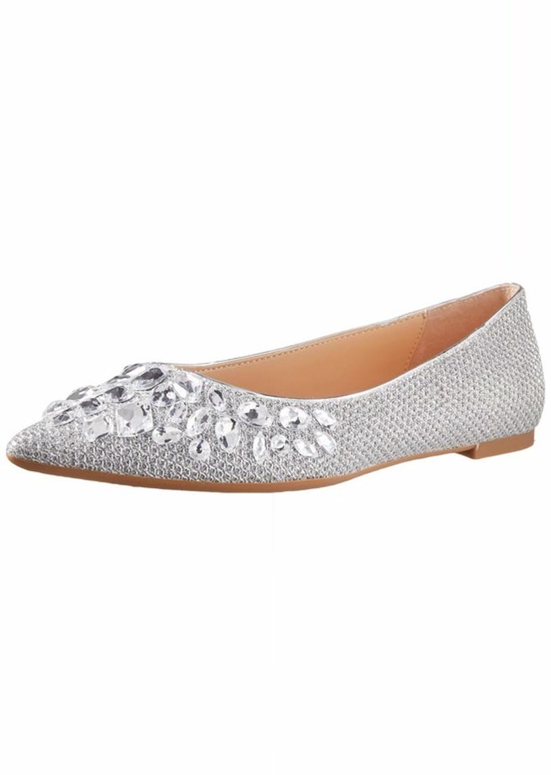Jewel Badgley Mischka Women's ULANNI Shoe   M US
