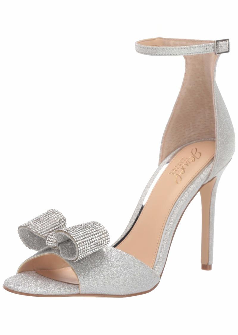 Jewel Badgley Mischka Women's URANIA Sandal   M US