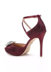 Jewel Badgley Mischka Zaina Platform Sandal (Women)
