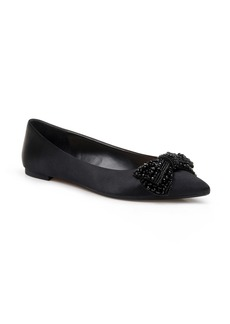 Jewel Badgley Mischka Zanna Flat (Women)