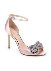 Jewel Badgley Mischka Zelina Bow Sandal (Women)