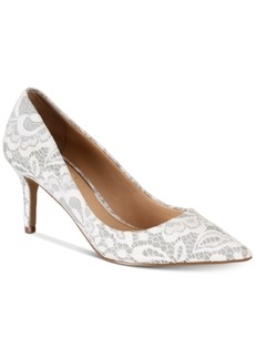 Jewel Badgley Mischka Zuri Evening Pumps Women's Shoes