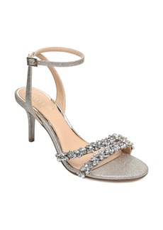 Badgley Mischka Jewel Badley Mischka Jarrel Ankle Strap Sandal (Women)