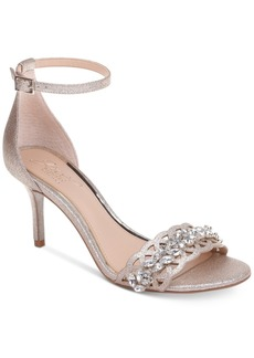 Jewel by Badgley Mischka Kirsten Evening Sandals Women's Shoes