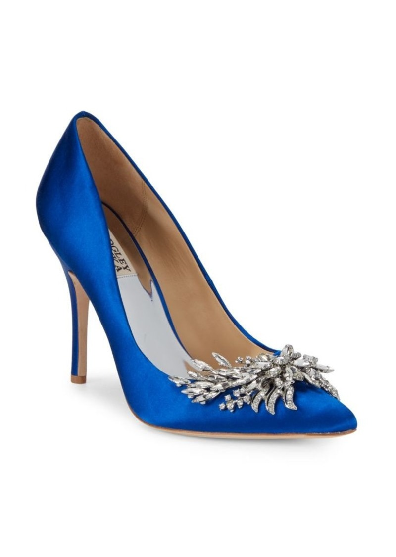 bc2a0513f8d On Sale today! Badgley Mischka Marcela Embellished Stiletto Pumps