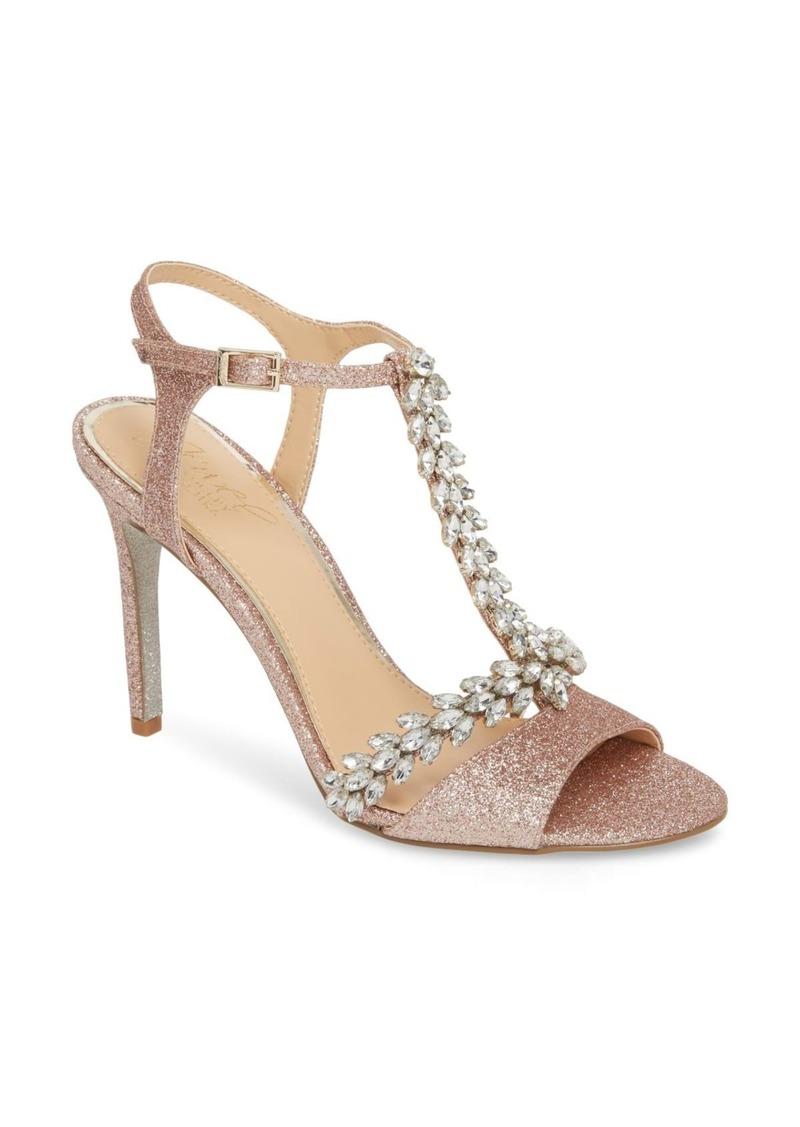 Maxi Crystal Embellished Sandal