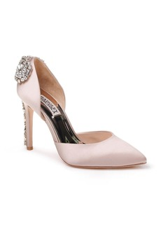 Badgley Mischka Parker Pump