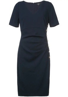 Badgley Mischka perfectly fitted dress