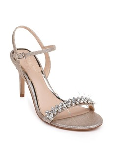 Badgley Mischka Stefanie Embellished Sandal