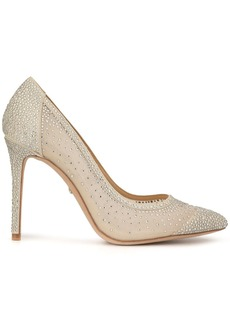 Badgley Mischka Weslee embellished pumps
