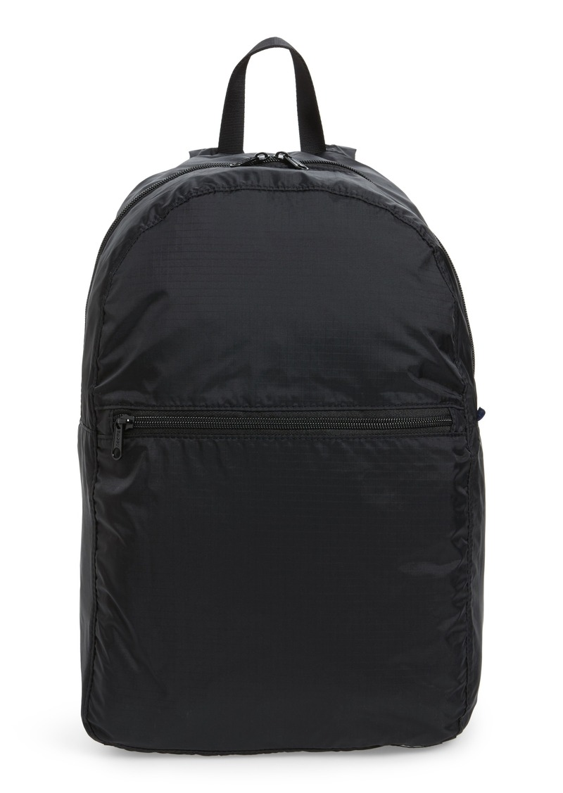 ca632414a489 Ripstop Nylon Backpack