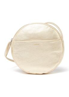 Baggu Circle Leather Purse