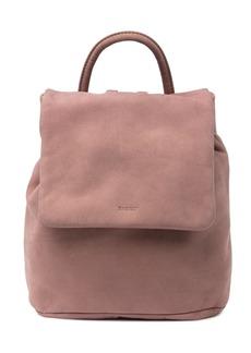 Baggu Leather Mini Backpack