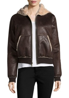Bailey 44 Bad Wolf Faux-Shearling Jacket