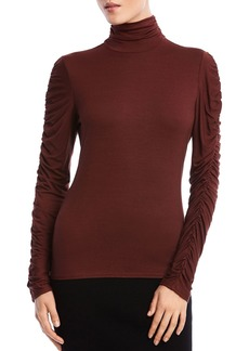 Bailey 44 Allegra Ruched-Sleeve Top