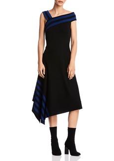 Bailey 44 Asymmetric Midi Dress