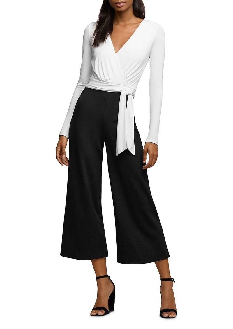 Bailey 44 Bethany Faux-Wrap Jumpsuit
