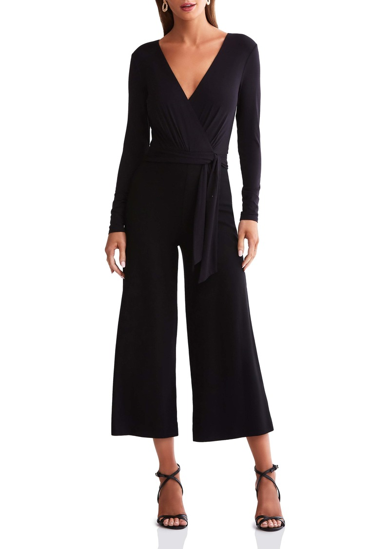 Bailey 44 Bethany Wrap Jumpsuit