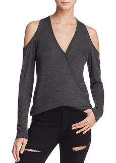 Bailey 44 Big Hit Cold-Shoulder Sweater