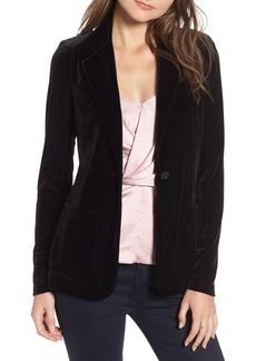 Bailey 44 Blackjack Velvet Blazer
