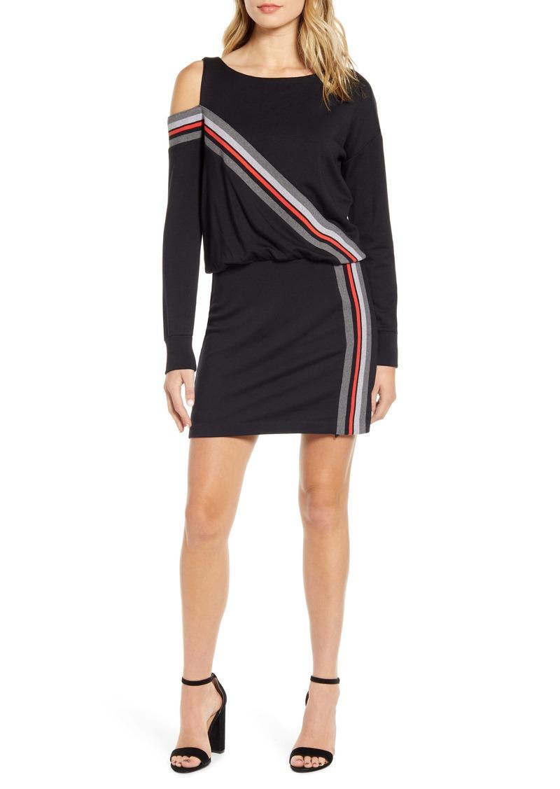 Bailey 44 Bradbury Long Sleeve Sweatshirt Minidress