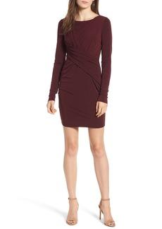 Bailey 44 Clandestine Drape Body-Con Dress