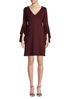 Bailey 44 Classic Bell-Sleeve Shift Dress