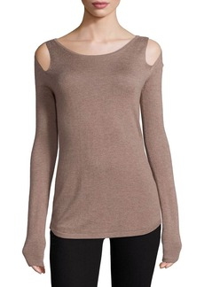 Bailey 44 Cruising Cold Shoulder Sweater