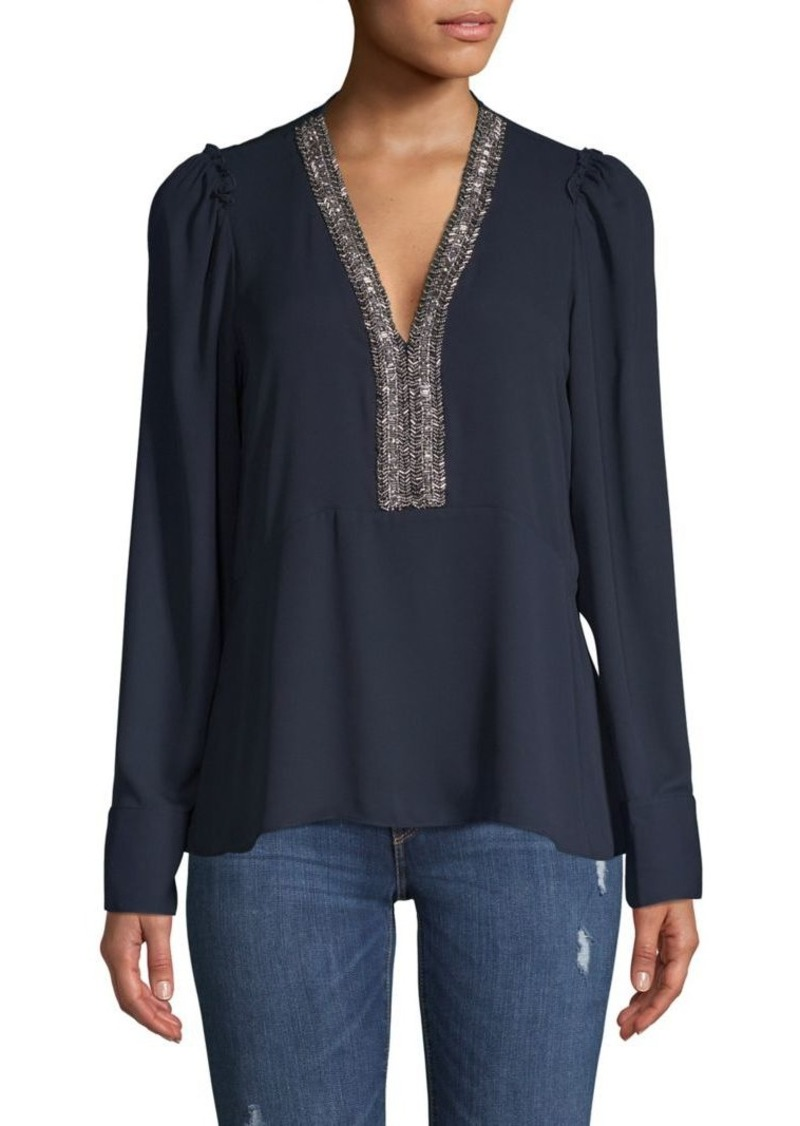 Bailey 44 Dalia Embellished Top