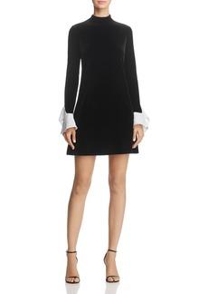 Bailey 44 Dark Side Velvet Dress