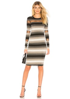 Bailey 44 Death Cookie Pegged Dress