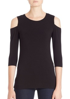 Bailey 44 Deneuve Cold-Shoulder Top