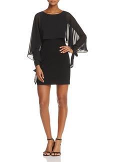 Bailey 44 Dessous Chiffon Overlay Dress