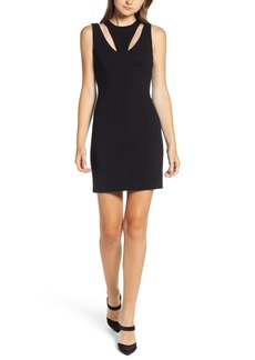 Bailey 44 Deuce Ponte Body-Con Dress