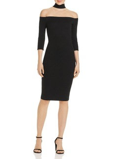 Bailey 44 Drama Queen Off-the-Shoulder Dress