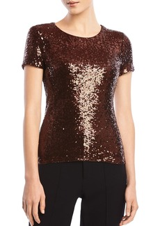 Bailey 44 Edie Sequined Top