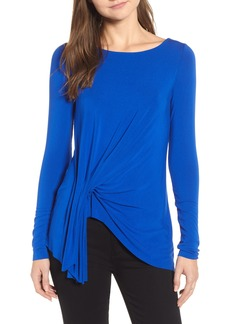 Bailey 44 Fall for You Asymmetrical Jersey Top