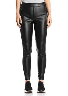 Bailey 44 Frances Faux Leather & Ponte Pants