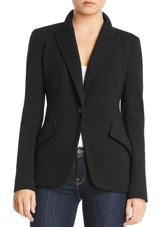 Bailey 44 Gingerbread Ponte Blazer