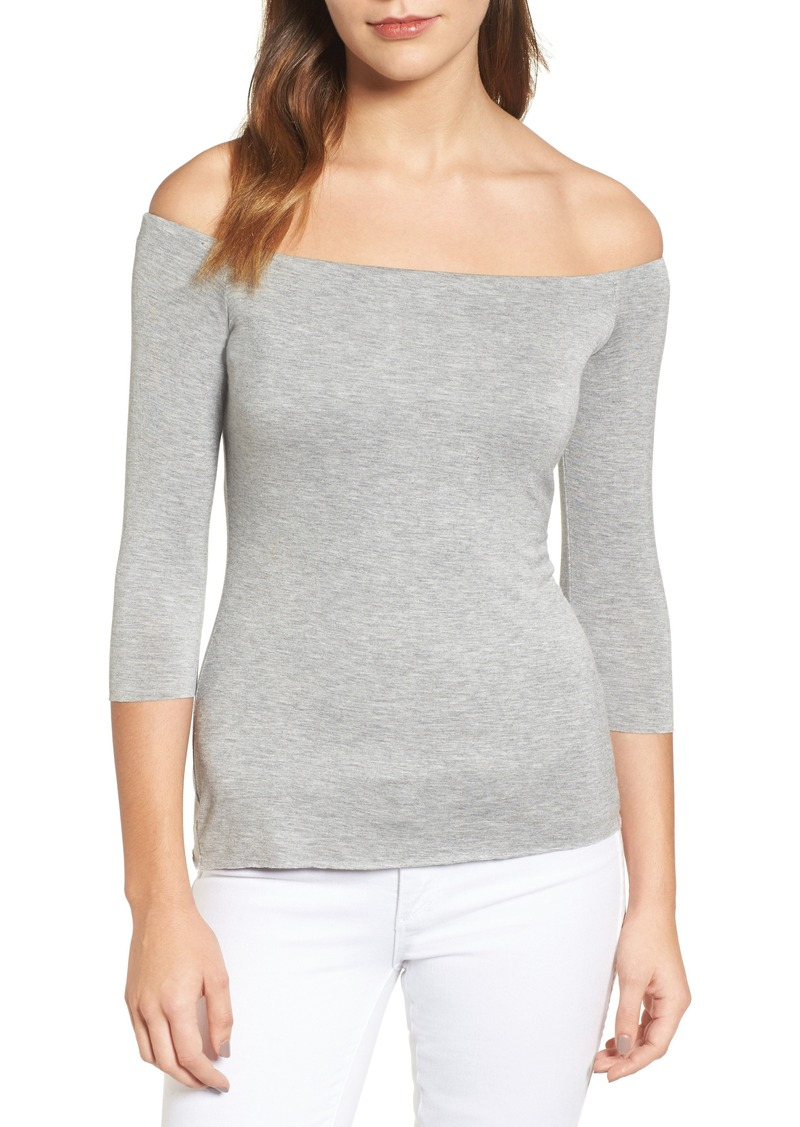 b9f6660463602 Bailey 44 Bailey 44 Jacqueline Off the Shoulder Top