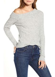 Bailey 44 Jessica Asymmetrical Sweater