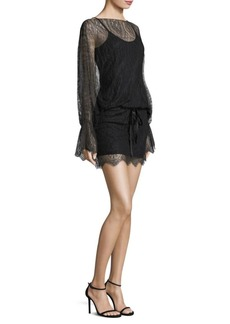 Bailey 44 Kiss of the Bat Lace Dress