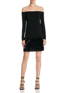 Bailey 44 Kristen Off-The-Shoulder Dress