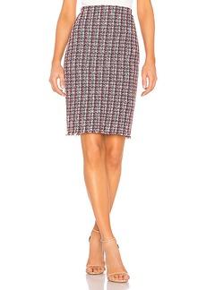 Bailey 44 Laissez Faire Boucle Skirt