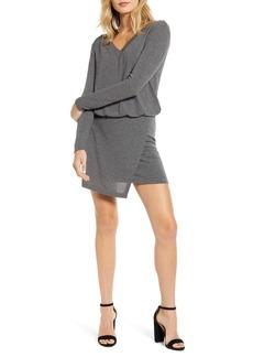 Bailey 44 Lloyd Blouson Long Sleeve Sweater Dress